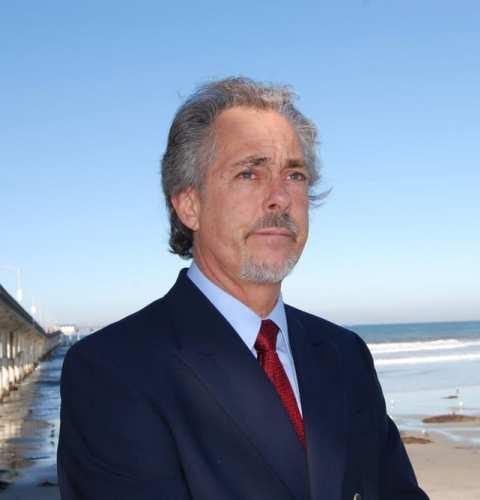 Ocean Beach News Article: Ocean Beach lawyer Robert Burns