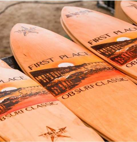 2nd Annual OB Pier Surf Classic