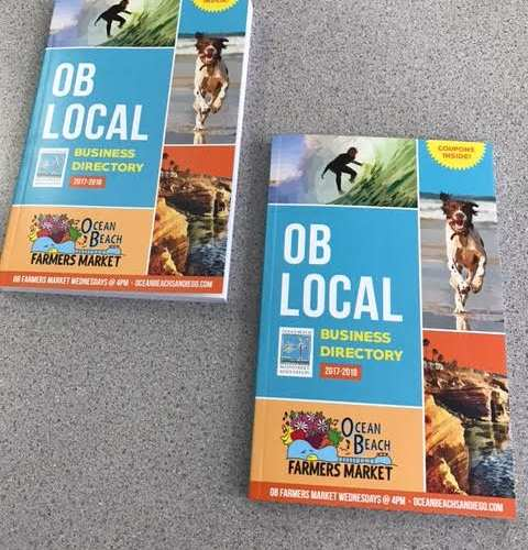 New 2017-2018 OB Local Business Directory!!!