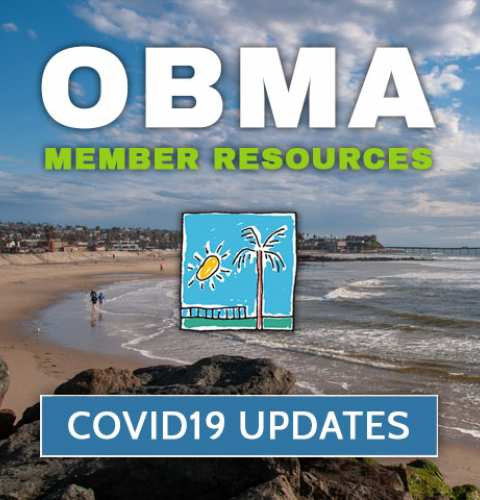 Ocean Beach News Article: OBMA Members Safe reopening for retail!