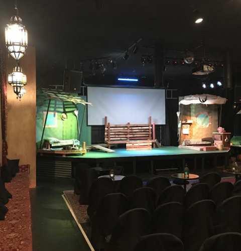Haw Haw Honky Tonk Country Cabaret at OB Playhouse