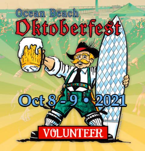 Ocean Beach News Article: Volunteers needed for the OB Oktoberfest