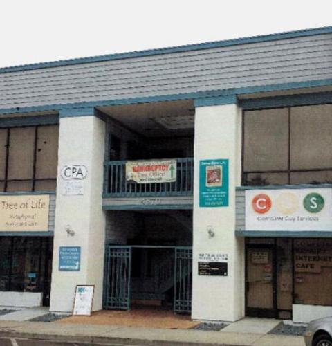 Office Space for Lease-Santa Monica Ave.