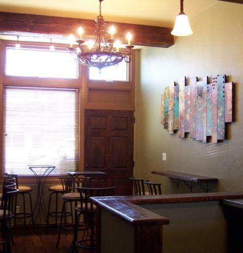 Olive Tree Marketplace Tasting Room