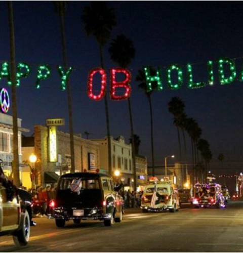37th Annual OB Holiday Parade