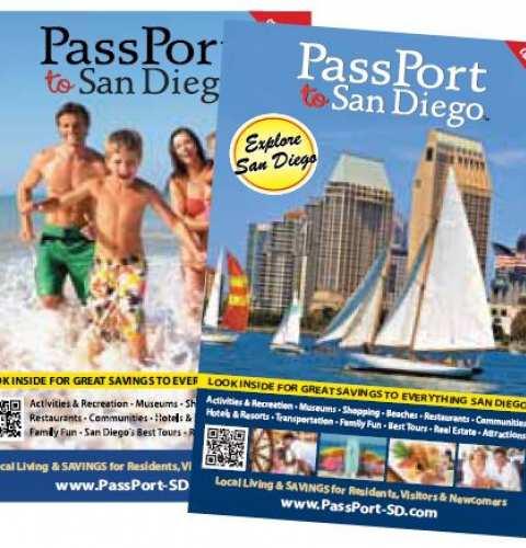 Advertising Opportunity: PassPort San Diego (June 2018)