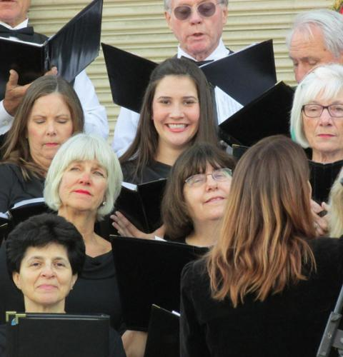 Upcoming Peninsula Singers Events