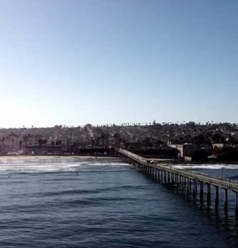 Ocean Beach News Article: Save the Ocean Beach Pier