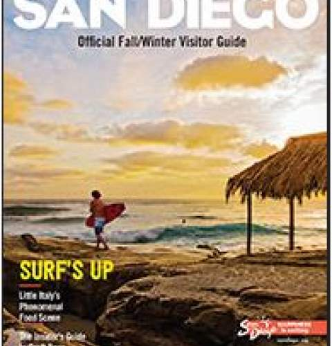 Cooperative Advertising Opportunity: San Diego Magazine Visitor's Guide
