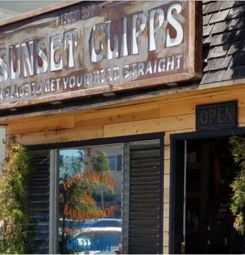 $5 off haircuts with Kristen at Sunset Clipps
