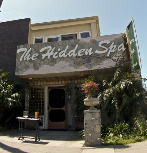 The Hidden Spa