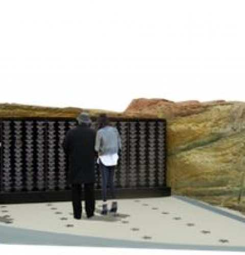 Donate Online to the New Veterans Plaza