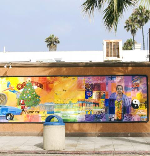 Photo of: Mural 2008