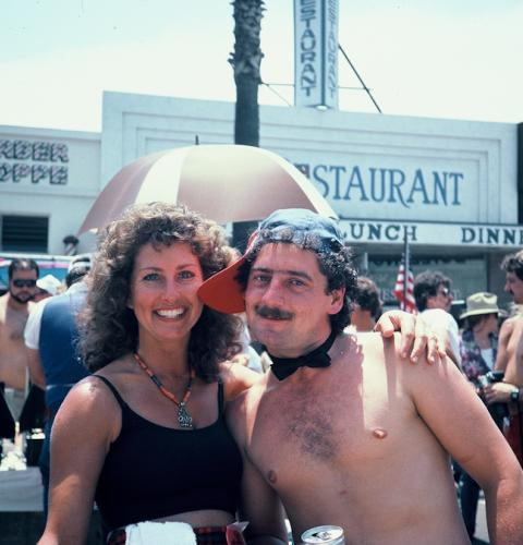Photo of: OB Street Fair & Chili Cook-Off 1985