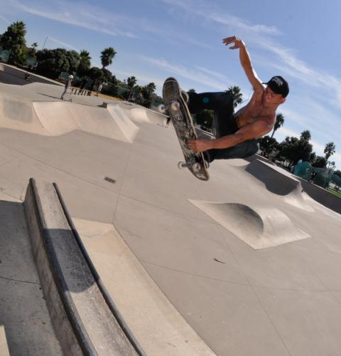 Photo of: OB Skateboard Park