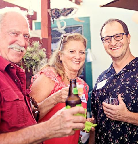 Photo of: OBMA Sundowner - Young at Art and The Joint