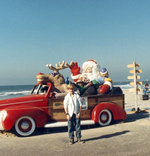 Photo of: OB Sand Sculpture
