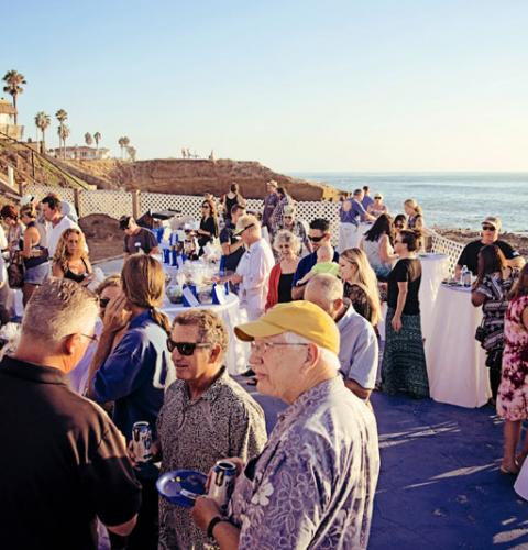 Photo of: OBMA Member Event: Sundowner at Inn at Sunset Cliffs with Ocean Beach Community Foundation