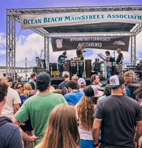 Photo of: OB Street Fair 2017
