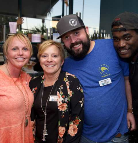 Photo of: OBMA Member Event: Sundowner at Details SalonSpa with Raglan Public House and Tami Fuller's Real Estate Team