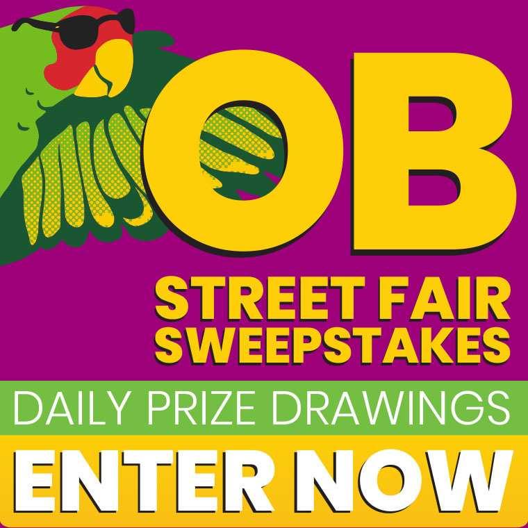 Street Fair Sweepstakes
