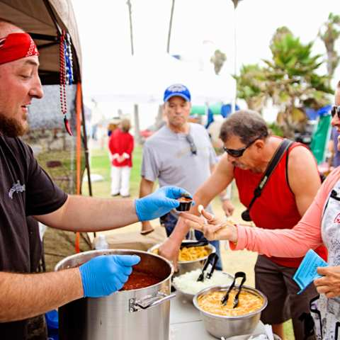 Ocean Beach Product: Chili Cook-Off Application
