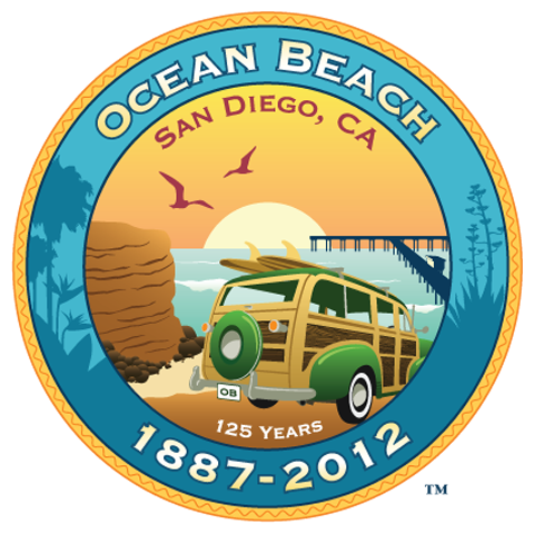 Ocean Beach Product: OB 125th Anniversary Items