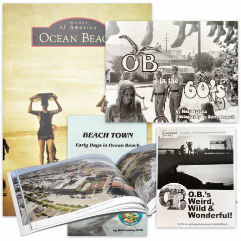Ocean Beach Product: Espresso Diaries II: OB's Weird, Wild & Wonderful!