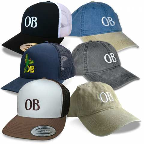 Ocean Beach Product: Hats
