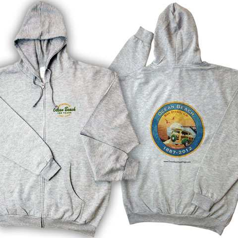 Ocean Beach Product: Hoodies