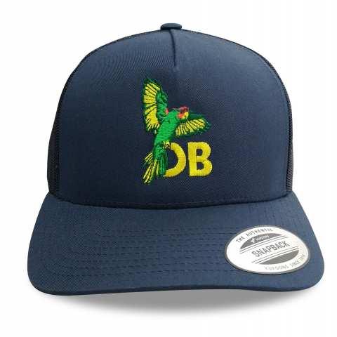 Ocean Beach Product: OB Parrot Trucker Hat