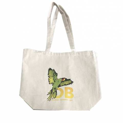 Ocean Beach Product: Parrot Tote