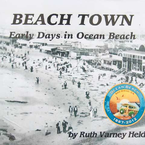 Ocean Beach Product: Beach Town: Early Days in Ocean Beach (audiobook)