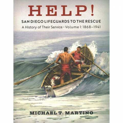 Ocean Beach Product: HELP! San Diego Lifeguards to the Rescue