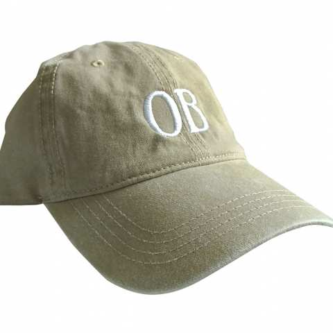 Ocean Beach Product: OB Ballcap, Khaki
