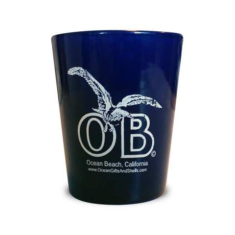 Ocean Beach Product: Ocean Beach Seagull Shot Glass