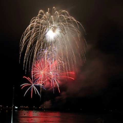 Ocean Beach Product: 4th of July Fireworks Donation