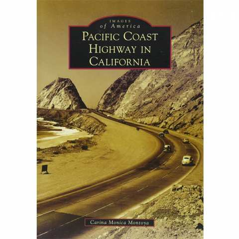 Ocean Beach Product: Pacific Coast Highway in California