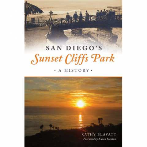 Ocean Beach Product: Sunset Cliffs Park