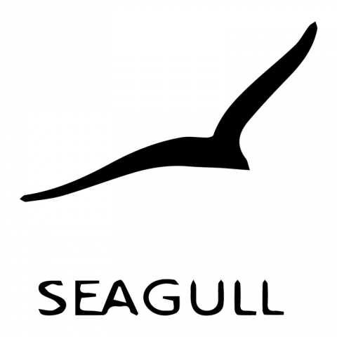 Ocean Beach Product: Tile Symbol: Seagull