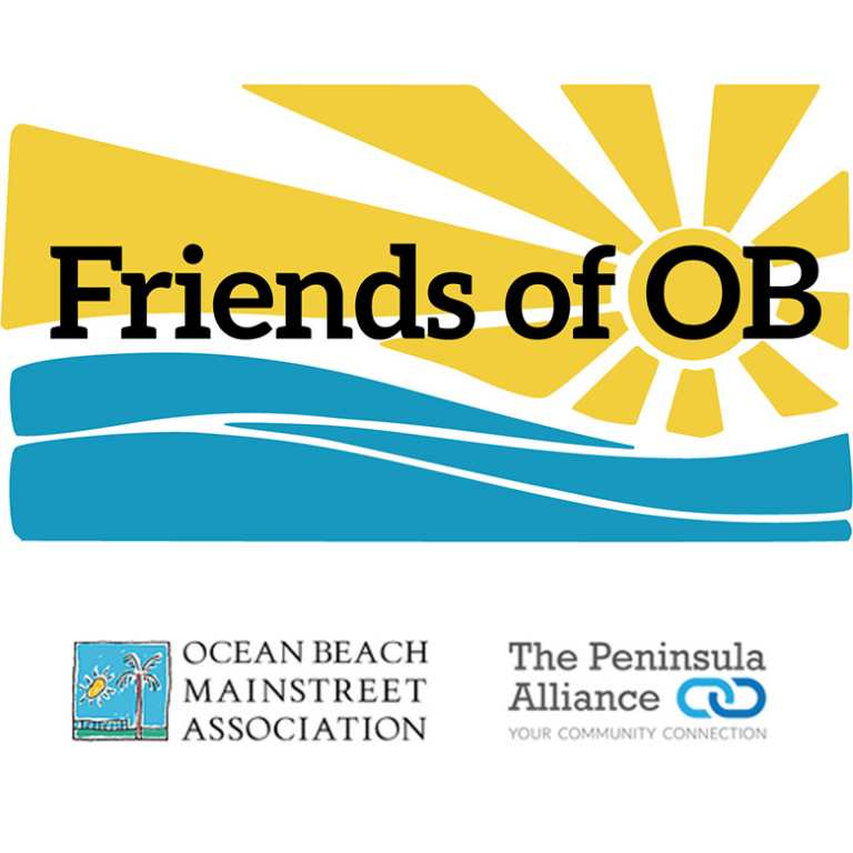 Ocean Beach Product: Friends of OB - Business Donation