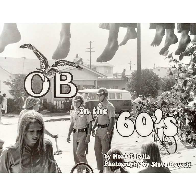 Ocean Beach Product: OB in the 60s