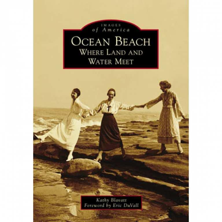 Ocean Beach Product: OB 125th Anniversary T-Shirt Mens Crew Neck