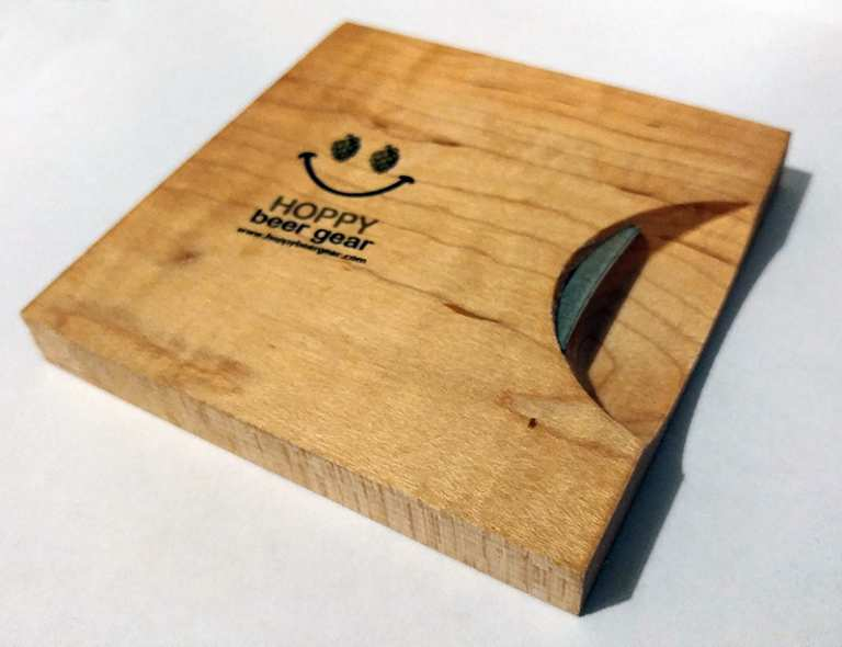 Ocean Beach Product: OBMA 40th Anniversary Coaster/Bottle Opener