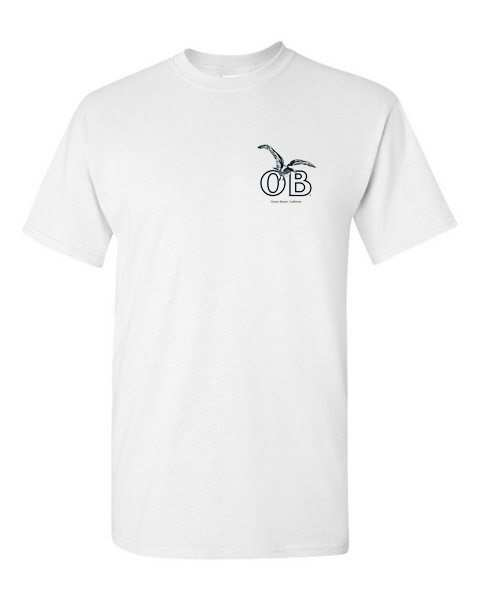 Ocean Beach Product: OB Seagull T-Shirt