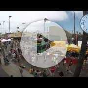 Jaylin Brown @ OB Street Fair 2014