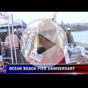 OB Pier 50th Anniversary Celebration KUSI Segment (#3) - July 2, 2016